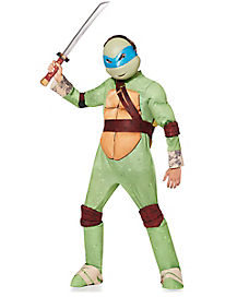 Kids Leonardo Costume Deluxe - Teenage Mutant Ninja Turtles