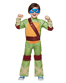 TMNT Leonardo Muscle Toddler Costume