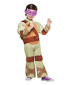 Toddler Muscle Donatello One Piece Costume - Teenage Mutant Ninja Turtles