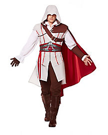 Assassins Creed Ezio Adult Mens Costume