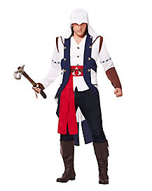 Adult Connor Costume - Assassins Creed