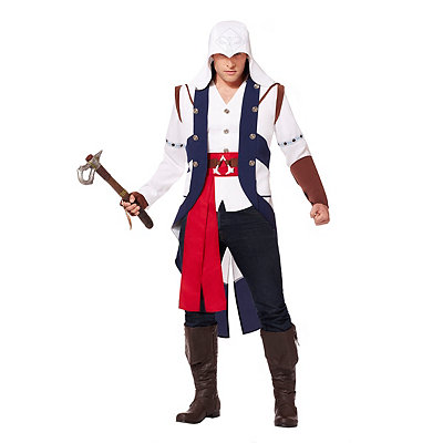 Assassins Creed Connor Adult Mens Costume