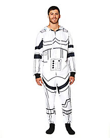 Adult Storm Trooper Union Jumpsuit - Star Wars