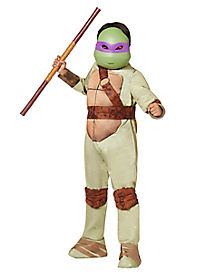 Kids Donatello Costume Deluxe - Teenage Mutant Ninja Turtles