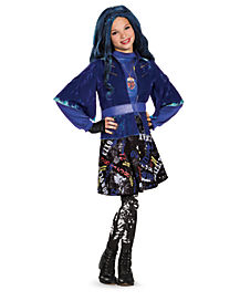 Descendants Evie Deluxe Girls Costume