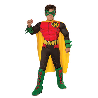 3D Robin Child Costume