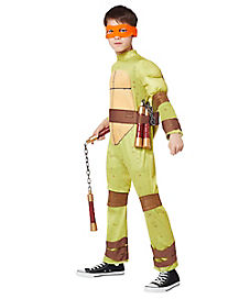 Kids Michelangelo Costume - Teenage Mutant Ninja Turtles