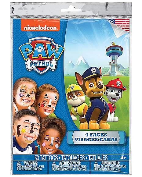 Paw patrol tattoos paw patrol for Paw patrol tattoos