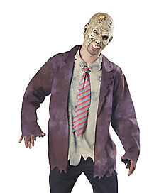 Adult Grab N Go Zombie Costume