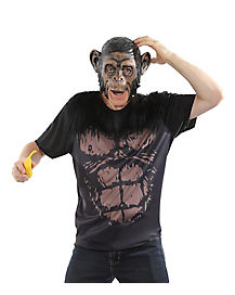 Adult Grab N Go Ape Costume