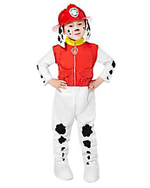 Toddler Marshall One Piece Costume Deluxe - Paw Patrol