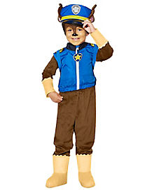 Toddler Chase Deluxe Costume - Paw Patrol