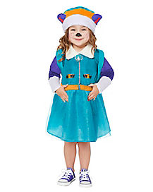 Paw Patrol Everest Deluxe Toddler Costume