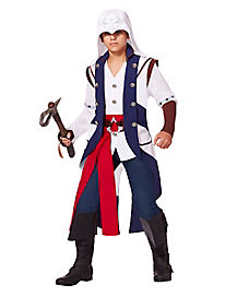 Teen Connor Costume - Assassins Creed