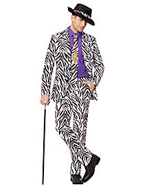 Pimp Suit Adult Mens Costume