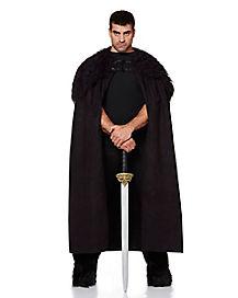 Adult Warrior Cloak