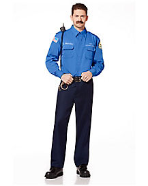 Adult Officer Costume - Orange is the New Black