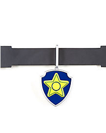 Paw Patrol Chase Light-Up Collar