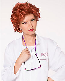 Red Wig - Orange Is The New Black
