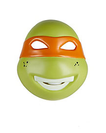 Kids Michelangelo Mask - Teenage Mutant Ninja Turtles