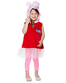 Toddler Peppa the Pig Costume