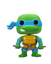 TMNT Leonardo Pop Figure - Teenage Mutant Ninja Turtles
