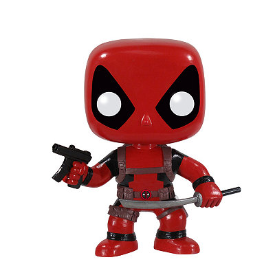 Deadpool Pop Figure
