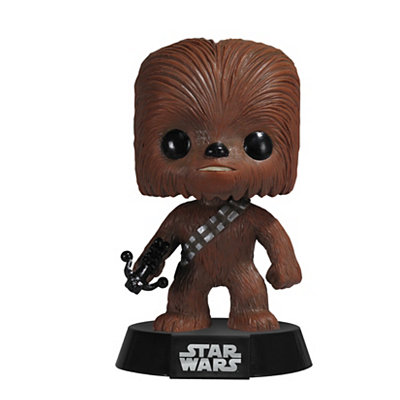 Star Wars Chewbacca Pop Figure