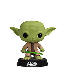 Star Wars Yoda Pop Figure