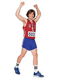 Adult Decathlon Track Star Costume