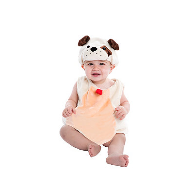 Baby Dog on Cutie Puppy Costume