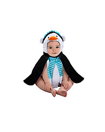 Baby Precious Penguin One Piece Costume
