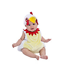 Baby Lil Chick Costume