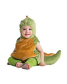 Baby Diaper Dino Costume