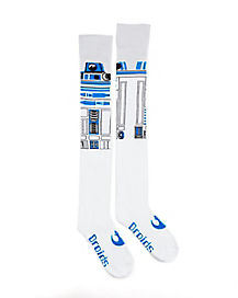 R2D2 Socks - Star Wars