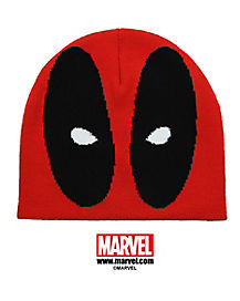Deadpool Beanie Hat - Marvel