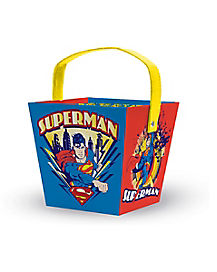 Superman Treat Bucket - DC Comics