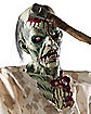 6 Ft Ax Zombie - Decorations