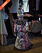 2.5 Ft Roaming Antique Clown Animatronics - Decorations