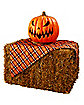 2.5 Ft Hay Bale Popper Animatronics - Decorations