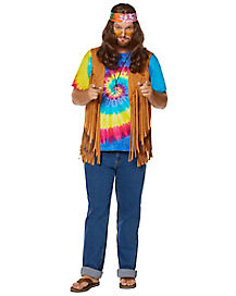 Adult Groovy Vest Plus Size