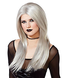 Gray Fashion Wig