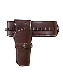 Western Belt and Holster
