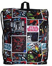 Star Wars Comic Cinch Bag