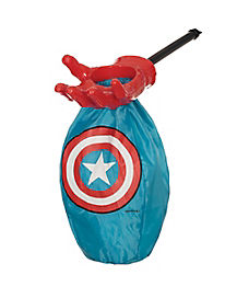 Captain America Loot and Scoop Treat Bag - Marvel