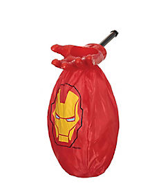 Iron Man Loot and Scoop Treat Bag - Marvel Comics