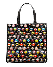 Marvel Emoji Shopper Tote - Marvel