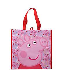 Peppa Pig Reusable Tote – Peppa Pig