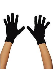 Black Burglar Gloves