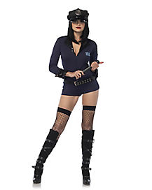 Adult Sexy Police Costume
